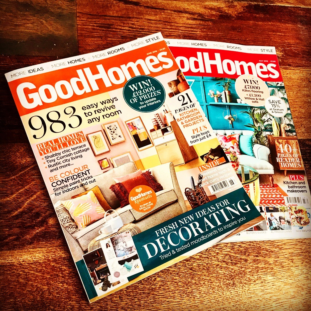 Good Homes Magazine | Solid Oak Designs
